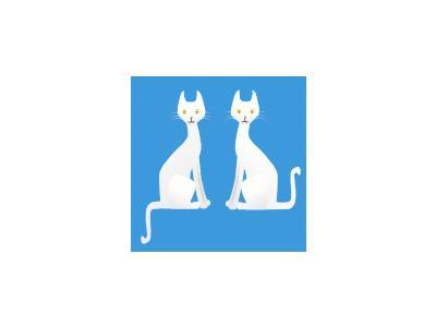 Two Cats Tess Brady 01 Recreation