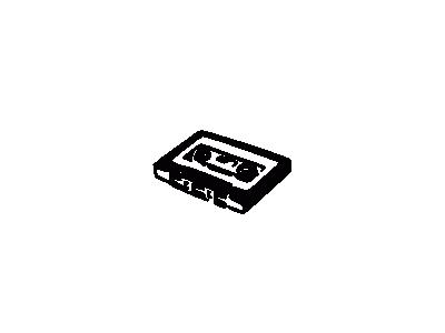 Audio Cassette Mo 01 Recreation