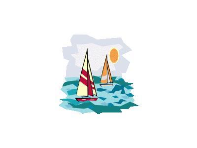 Sailing Sunset Recreation