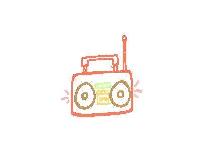 Boombox Linda Kim 01 Recreation