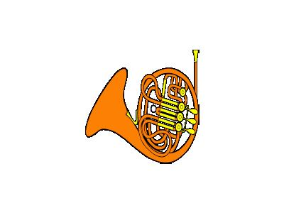 French Horn Ganson Recreation