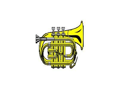 Trumpet Pocket Colour Ganso Recreation