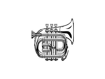 Trumpet Pocket  Ganson Recreation