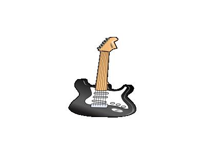 Guitar Jarno Vasamaa2 Recreation