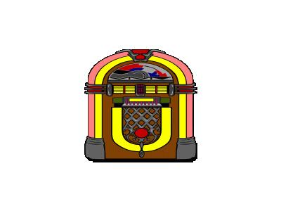 Fifties Jukebox Gerald G 02 Recreation