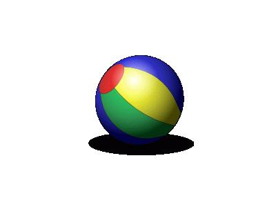Beachball V0.1 Recreation
