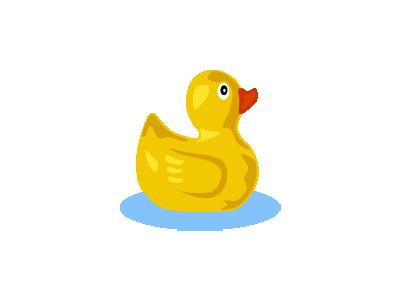 Rubber Duck1 Ganson Recreation