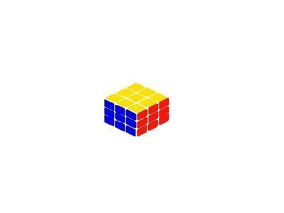 Rubik S Cube Simple Petr 01 Recreation