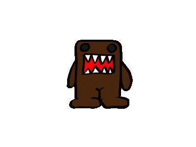 Domo Kun Nicu Buculei 02 Recreation
