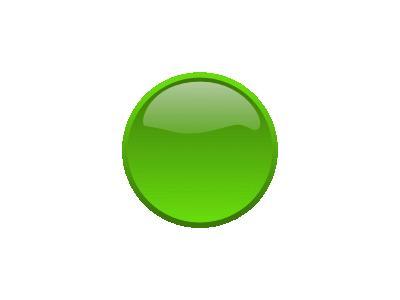Button Green Benji Park 01 Shape