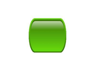 Pill Button Green Benji  01 Shape