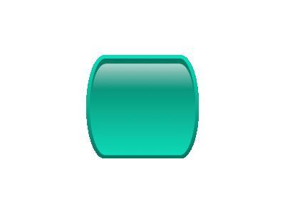 Pill Button Seagreen Ben 01 Shape