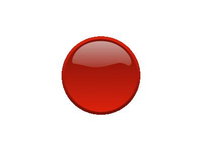 Button Red Benji Park 01 Shape