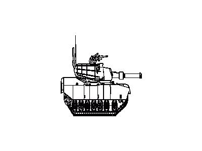 M1 Abrams Main Battle Tank 01 Transport