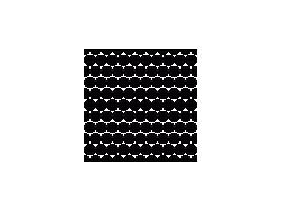 Pattern Dots Offset Radius 5 Special