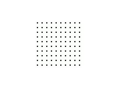 Pattern Dots Square Grid 02 Special