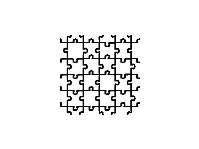 Pattern Puzzle Jigsaw 1 Special
