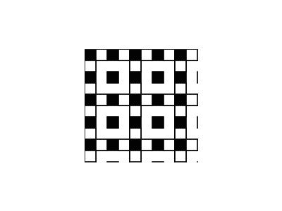 Pattern Squares Assyrian 1 Special