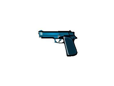 Blue Gun Alex Fernandez 01 Tools