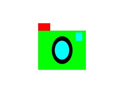 Camera Icon Stuart Moore 01 Electronics