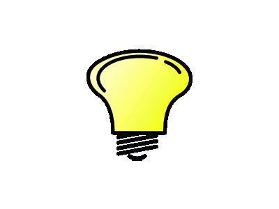 Lightbulb Lit Benji Park  Electronics