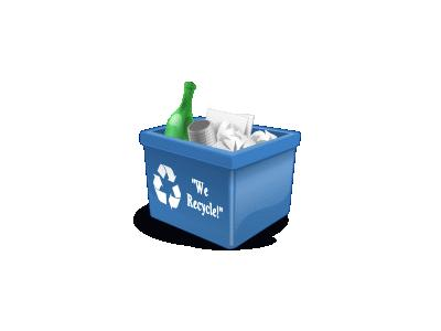 Recycling Box 3d A.j. As 01 Containers