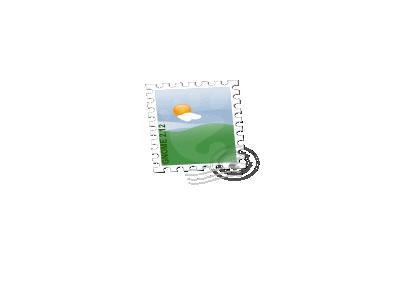 Francobollo Gnome Ezechi 02 Logo