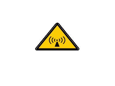 Radiations Non Ionisant 01 Symbol
