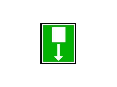Sortie Issue De Secours 02 Symbol