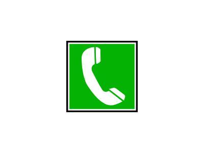 Telephone Sauvetage Yves 01 Symbol
