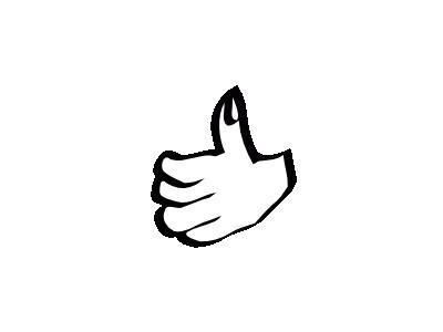 Thumb Up Nicu Buculei 01 Symbol