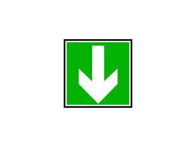 Direction A Suivre 1 Yve 01 Symbol