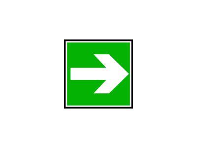 Direction A Suivre 3 Yve 01 Symbol
