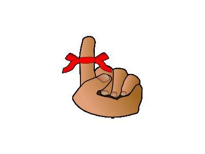 Reminder Hand Benji Park 01 Symbol