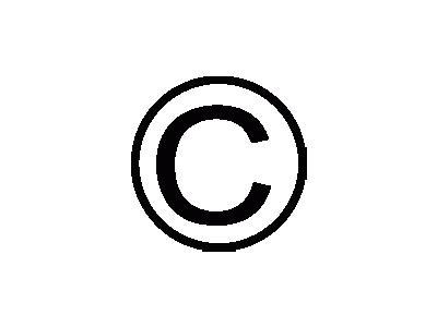 Copyright Joel Montes De 02 Symbol