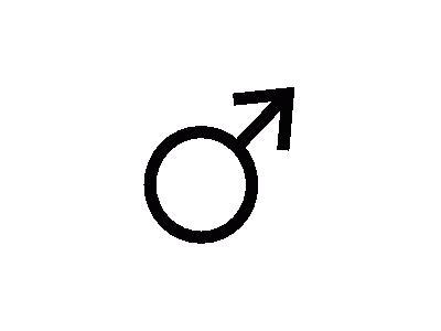 Male Symbol Dan Gerhards 01 Symbol