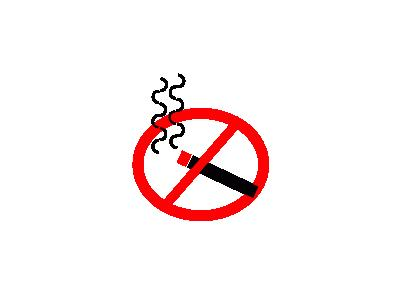 No Smoking Joel Montes D 01 Symbol