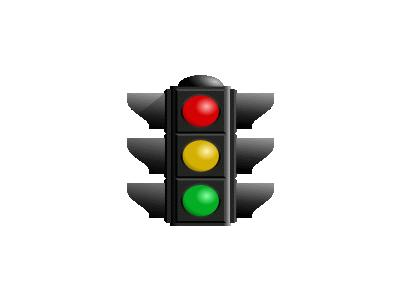 Traffic Light Dan Gerhar 01 Symbol