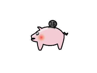 Piggybank Symbol