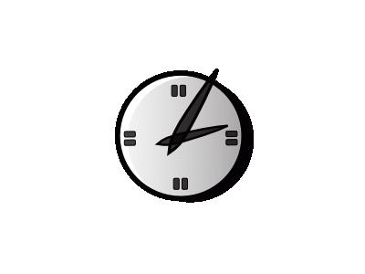 Analogue Clock 01 Symbol