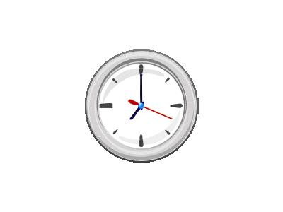 Orologio Da Parete Archi 01 Symbol