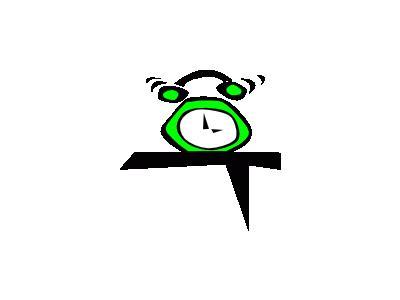 Alarm Clock Gerald G. 01 Symbol