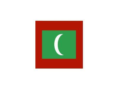 MALDIVES Symbol