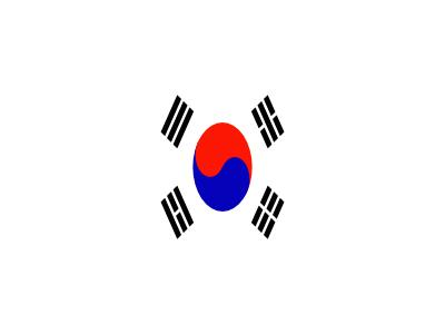 South Korea   Taegeukgi 01 Symbol