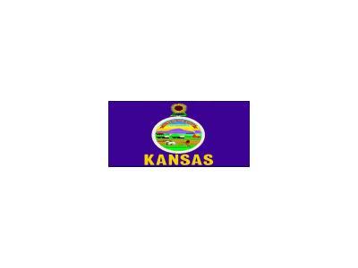 Kansasflag Dave Reckonin 01 Symbol