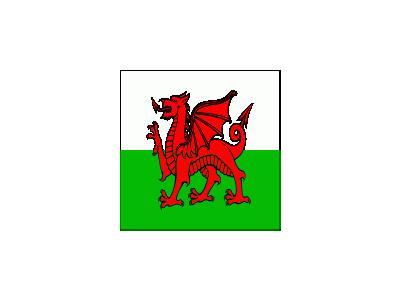 Cymru Flag Wales Michae  Symbol