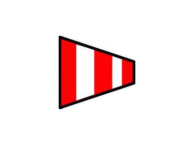 Signalflag Aff Symbol
