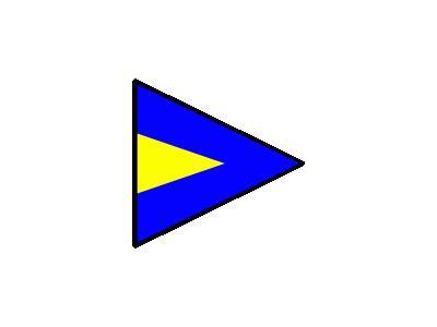 Signalflag Alt1 Symbol