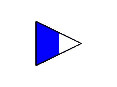 Signalflag Alt2 Symbol
