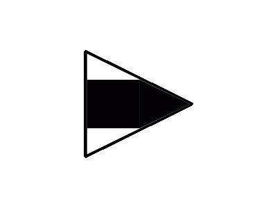 Signalflag Alt3 Symbol